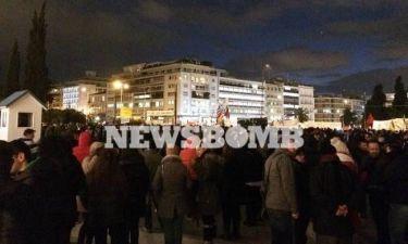 Παλλαϊκά συλλαλητήρια σε ολόκληρη τη χώρα (photos)