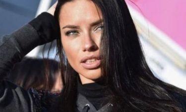 Eίναι αυτή εμφάνιση για μία Adriana Lima;