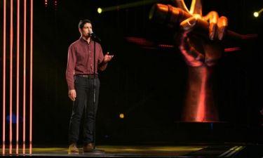 Ο 22χρονος υποψήφιος του «The Voice 2» που συγκίνησε την Βανδή!