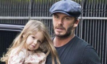 Η Harper Beckham δίνει μαθήματα συμπεριφοράς στη... North West