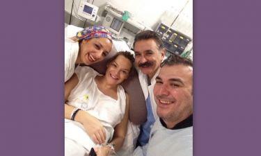 Μπόσνιακ – Ρέμος: Nέες φωτογραφίες μετά τη γέννηση της κόρης τους