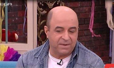 Μάρκος Σεφερλής: Αποκάλυψε τι του συνέβη στα γυρίσματα του «One Mark Show»