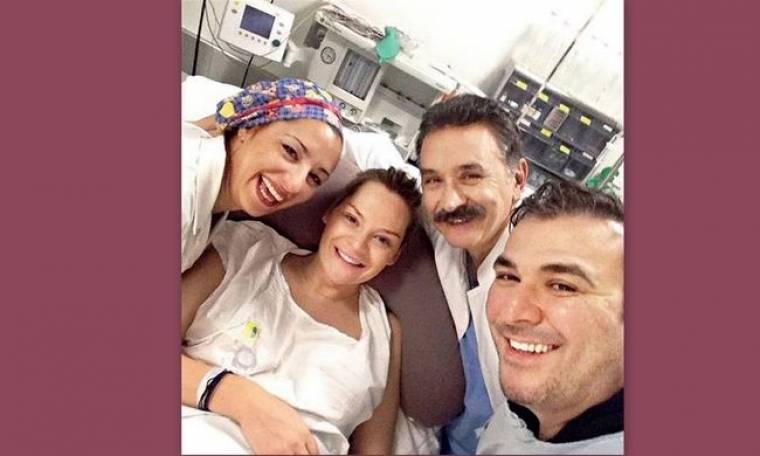 Αντώνης Ρέμος - Υβόννη Μπόσνιακ: Η νονά της νεογέννητης κόρης τους είναι η...