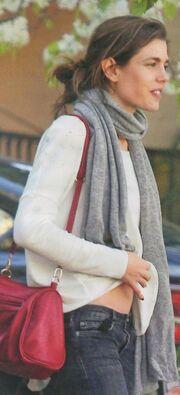 Σαρλότ Κασιράγκι: Ενισχύονται οι φήμες ότι είναι ξανά έγκυος