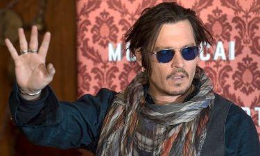 Ο Johnny Depp και τα «Hollywood Vampires»