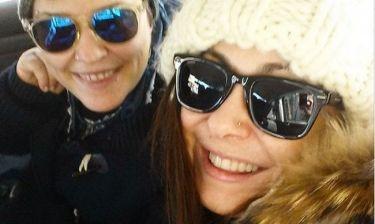 Μελίνα Ασλανίδου: Ταξίδι στην Ρόδο