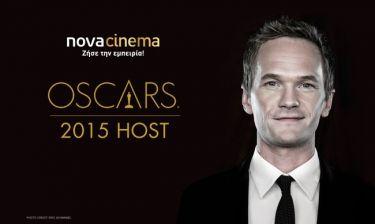Τα κανάλια Novacinema για άλλη μια χρονιά σας στρώνουν το κόκκινο χαλί στα Oscar