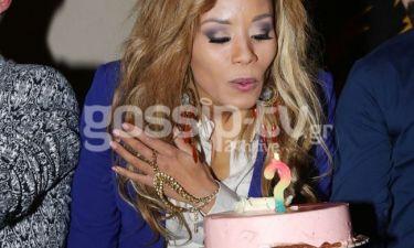 Η Shaya γιόρτασε τα γενέθλιά της