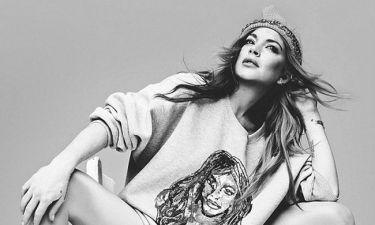 Lindsay Lohan: Η ημίγυμνη φωτογράφησή της!