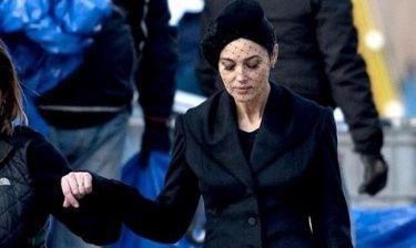 Η Monica Bellucci είναι η... πιο σέξι χήρα