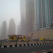 Απίστευτες εικόνες! Φωτιά στο «διαμάντι» του Ντουμπάι (φωτο)