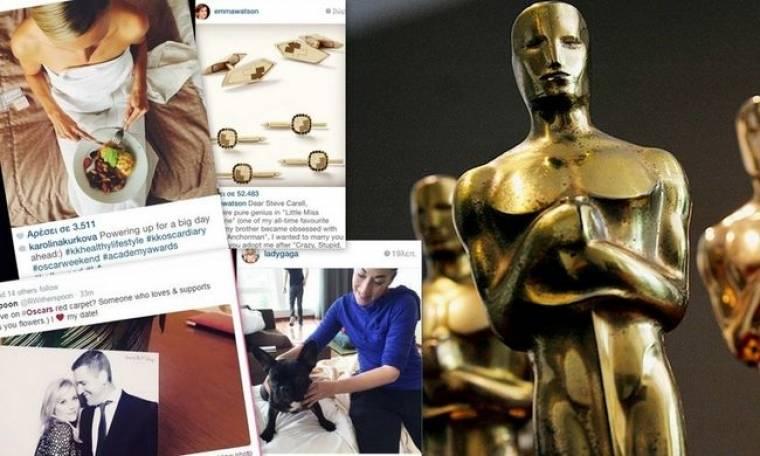Όσκαρ 2015: Να τι κάνουν οι διάσημοι λίγο πριν την τελετή απονομής!