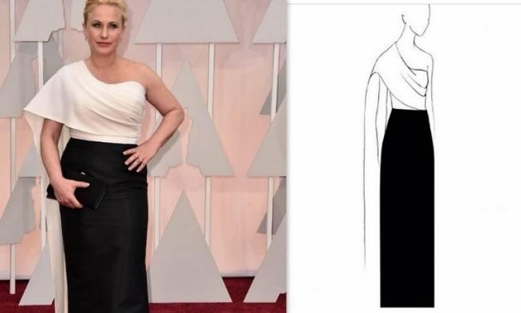 Όσκαρ 2015: Περήφανη η σχεδιάστρια για το φόρεμα της Arquette