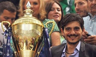 Δ. Γιαννακόπουλος: «Συγχαρητήρια σε όλους για την πρόκριση»