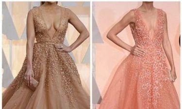 Μην σου τύχει! Οι δύο κυρίες εμφανίστηκαν στο κόκκινο χαλί με το ίδιο φόρεμα!