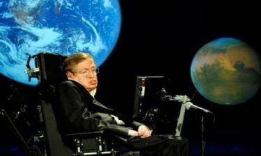 Στίβεν Χόκινγκ: Αποκάλυψε το μεγαλύτερο μειονέκτημα της ανθρωπότητας