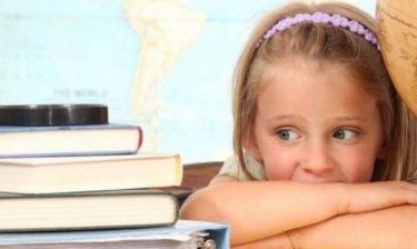 Οι ψυχολογικές επιπτώσεις της Δυσλεξίας στα παιδιά!