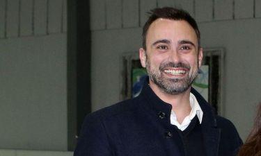 Γιώργος Καπουτζίδης: «Πρέπει να αισθανθείς ελεύθερος να κάνεις αυτό που θέλεις»