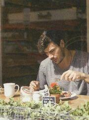 Το γευστικό πρωινό του Άκη Πετρετζίκη