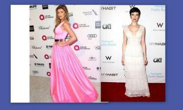 Oscar 2015: Οι λαμπερές κυρίες που επέλεξαν δημιουργίες Σήλιας Κριθαριώτη