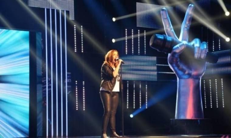 H αντίδραση της Βόσσου στο «κόψιμο» της κόρης της από τους coaches του The Voice 2!