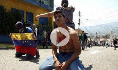 Βενεζουέλα: Νεκρός 14χρονος από πυρά αστυνομικών (video)