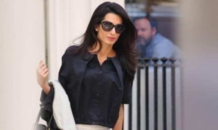 Amal τι να κάνουμε για να σε σώσουμε; Η Kim Kardashian θα σε...«φάει»