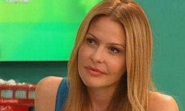 Τζένη Μπαλατσινού: «Το Πάσχα πήγα να παραιτηθώ...»