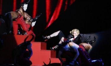 Το μήνυμα της Madonna, μετά την απίστευτη τούμπα στα Brit Awards