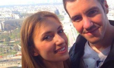 Χαριτόπουλος: Ο πρώην της Πρέλεβιτς παντρεύτηκε και έγινε μπαμπάς