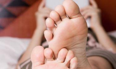 Πόνος στις πατούσες: Πού οφείλεται