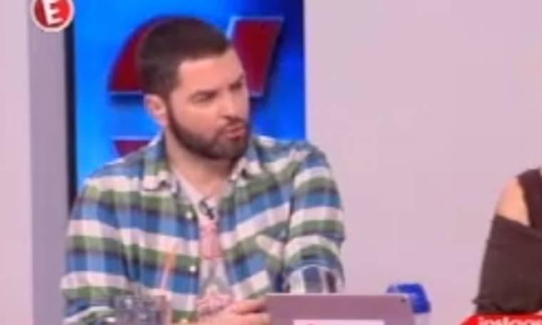 Μάλλης: Αυτός είναι ο πραγματικός λόγος που αποχωρεί από την εκπομπή «Αποκαλυπτικά»