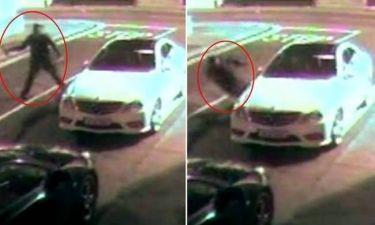Κλέφτης αυτοκινήτων στην ιστορία (photos)