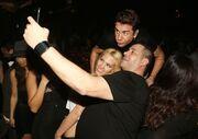 Ο Μαζωνάκης σε selfie με τους…