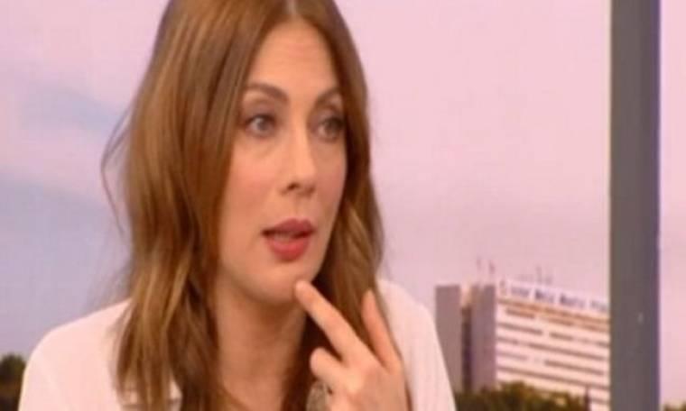 Σμαράγδα Καρύδη: «Με συγκινεί όταν βλέπω την Εθνική Ελλάδος»