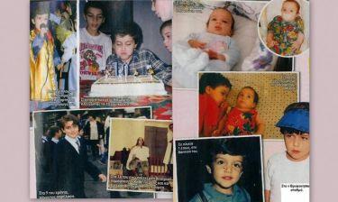 Γιάννης Χατζηγεωργίου: Όταν ήταν… μικρούλης