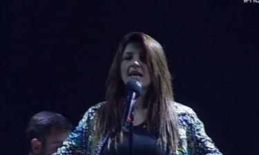 Η Παπαρίζου τραγουδά Conchita στον ελληνικό τελικό