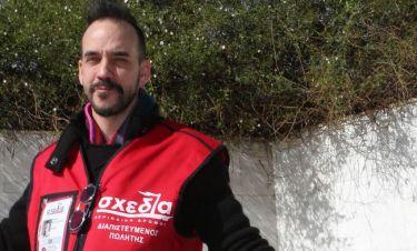 """Πάνος Μουζουράκης: «Το καλό το παρατσούκλι μου ήταν """"Σιδηρόπουλος"""", αλλά με φωνάζανε και """"Τερλέγκα""""»"""