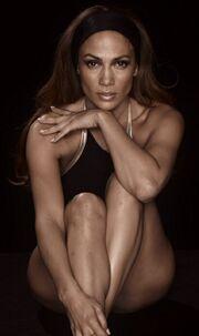 Έτσι είναι χωρίς ρετούς η Jennifer Lopez