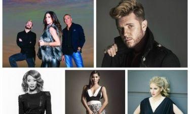 Eurovision 2015: Δείτε το stage του ελληνικού τελικού