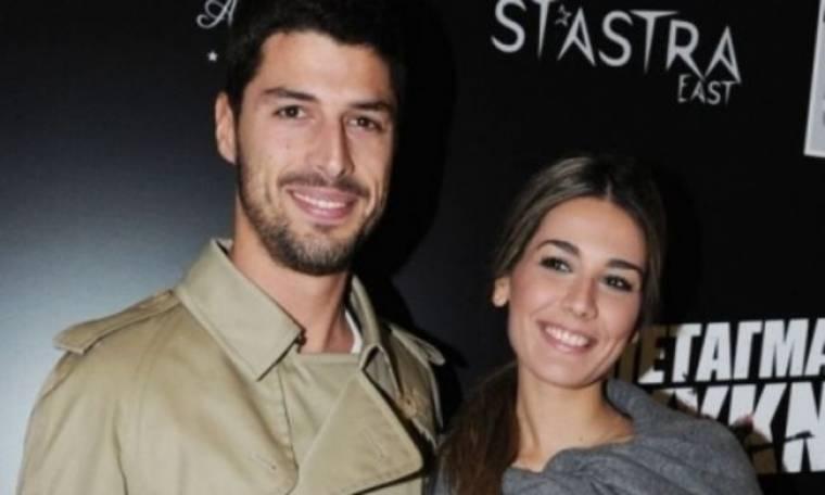 Γιώργος Λαμπαθάκης: Συζεί με την γυναίκα της ζωής του!