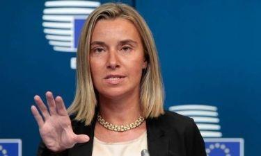 Απίστευτη πρόκληση: Η «Υπουργός Εξωτερικών της ΕΕ» αποκαλεί τα Σκόπια «Μακεδονία»
