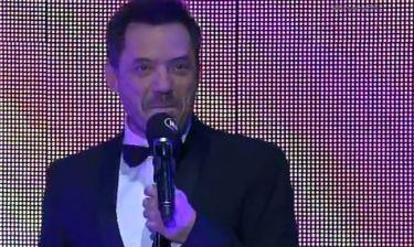 Eurovision 2015: Ο απολαυστικός Καλλίρης με το «Stop» στη σκηνή του Ελληνικού τελικού