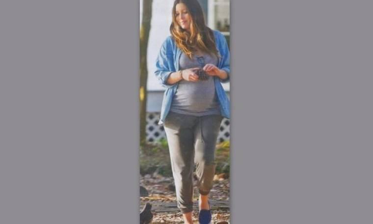 Τζέσικα Μπιέλ: Γυρίσματα σε προχωρημένη εγκυμοσύνη