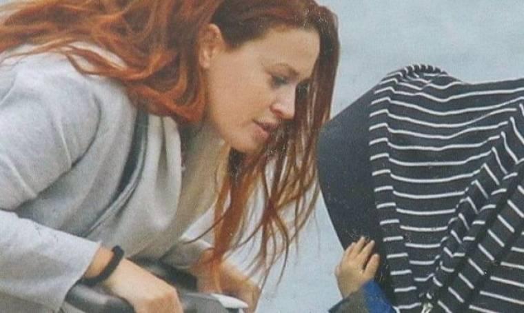 Σίσσυ Χρηστίδου: Ταξίδι με του γιους της στη Θεσσαλονίκη