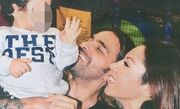 Πιερίδη – Φωτιάδης: Το παιδικό πάρτι του γιου τους, Νικόλα (νέες φωτο)