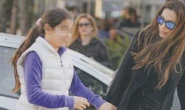 Δέσποινα Βανδή: Με την καλύτερη κολλητή της, την Μελίνα