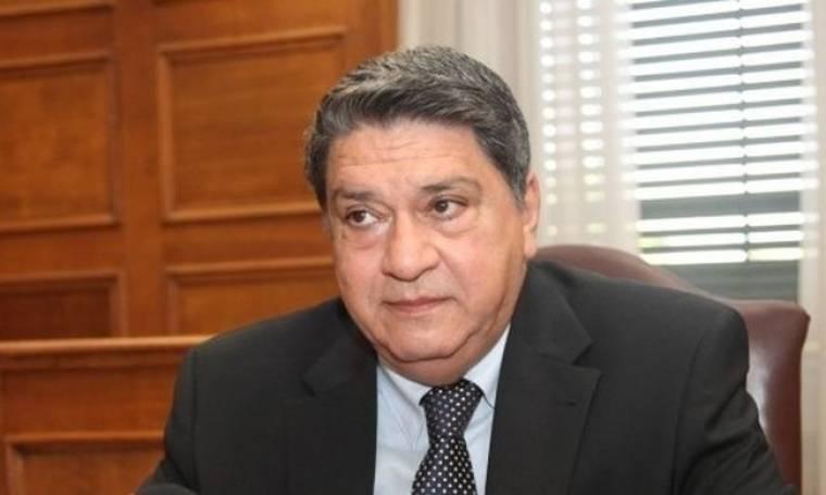 Θλίψη στον πολιτικό κόσμο – Πέθανε ο πρώην υπουργός Βασίλης Μαγγίνας
