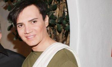 Καναράκης: «Εδώ και μερικά χρόνια περιποιούμαι τον εαυτό μου αλλά όχι με νυστέρι»