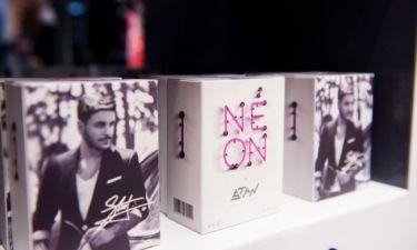"""Η επίσημη παρουσίαση του νέου αρώματος με την υπογραφή του Stan """"Nέον by Stan"""""""